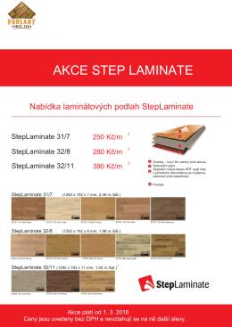 AKCE STEP LAMINATE