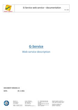 G-Service