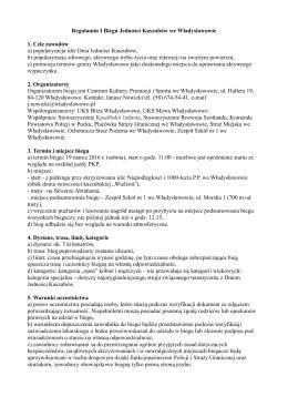 Regulamin - ElektroniczneZapisy.pl