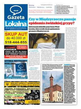pobierz bieżące wydanie - Gazeta