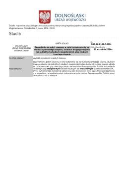 Generuj PDF - Dolnośląski Urząd Wojewódzki
