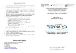 Public relations – sztuka skutecznej komunikacji w teorii i