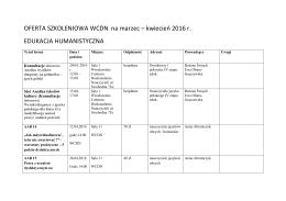Zespół Wspierania Edukacji Humanistycznej