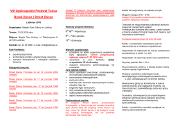 Regulamin - Lubliniec.pl