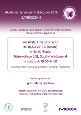 Gorzów Wlkp. - Kolegium Lekarzy Rodzinnych w Polsce