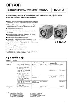 H3CR-A - ELTRON