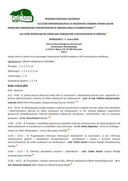 Program Kierownicy II