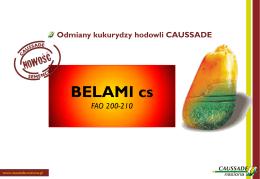 BELAMI cs - Caussade Nasiona