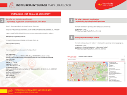 zobacz instrukcję - Poczta Polska dla eCommerce