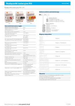 Karta techniczna 2014-04-19