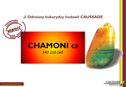 CHAMONI cs - Caussade Nasiona