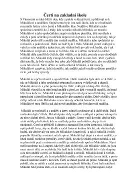 Dan Moučka – Mikuláš a čerti