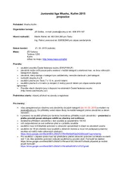 propozice JL_Kurim2015 - Škola WU