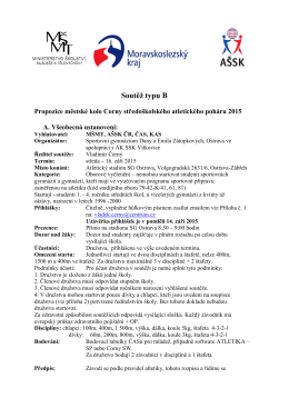 CORNY Ostrava 2015