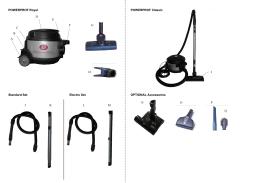 Návod k průmyslovému vysavači Lux PowerProf - PDF