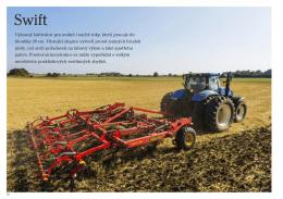 Výkonný kultivátor pro mokré i suché roky, který pracuje do