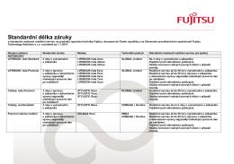 standardní délky záruky 2015