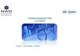Přehled trhů 48.týden