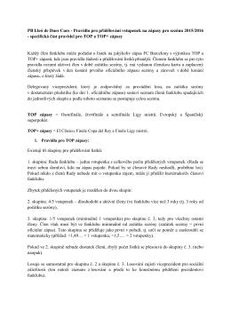 PB Lleó de Dues Cues - Pravidla pro přidělování