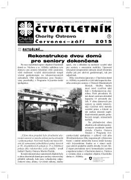 3/15 - Charita Ostrava