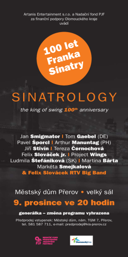 Sinatrology