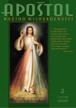 2/2006 - Apoštol Božího Milosrdenství