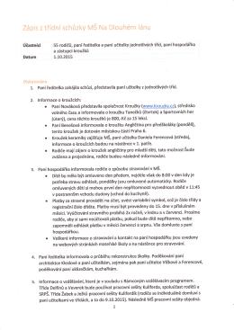 Zápis ze schůzky rodičů ze dne 01.10.2015 ke stažení zde.