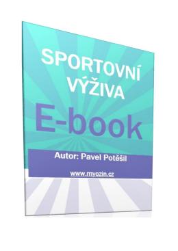 E-book – Sportovní výživa