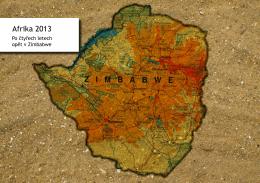 Prezentace Zimbabwe