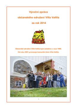 VZ 2014 - Villa Vallila