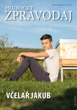 10/2015 PDF - Občan - Město Hluboká nad Vltavou