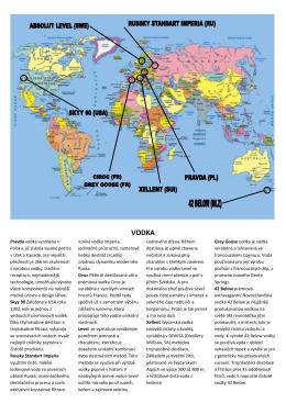 Pravda vodka vyrobená v Polsku již získala vysoké