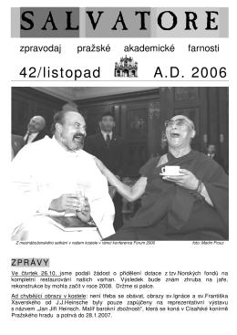 42 - Akademická farnost Praha