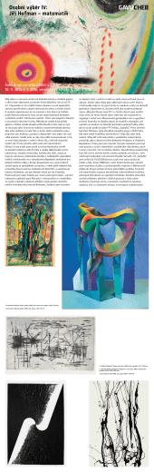 Jiří Hofman – matematik - Galerie výtvarného umění v Chebu