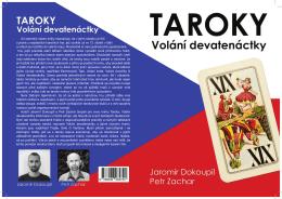 """Po jarním vydání knihy """"Strategie tarokové hry"""""""