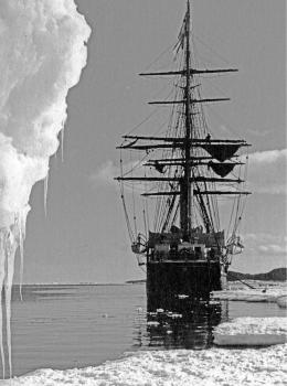 36 téma měsíce – antarktida: Robert Falcon scott