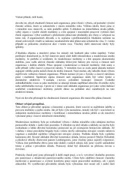 Zpráva o činnosti za rok 2014