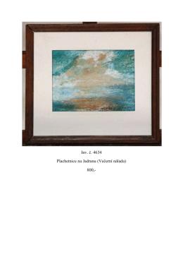 Katalog obrazů