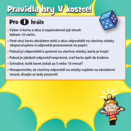 pravidla vzdělávací hry