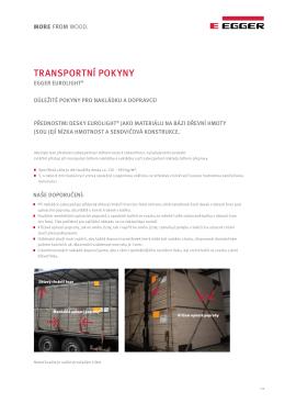 173. Eurolight transportní pokyny (česky/PDF)