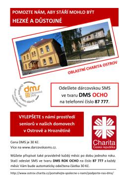 hezké a důstojné - Oblastní charita Ostrov