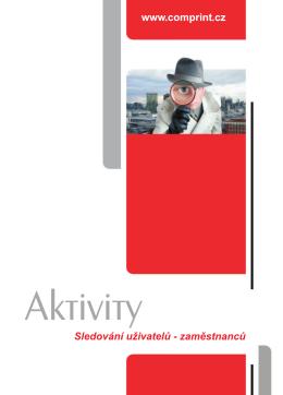 Aktivity specifikace