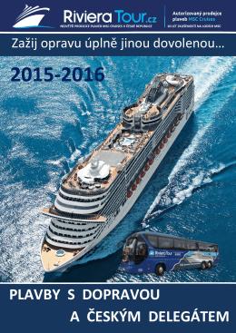 Katalog 2016 - Riviera Tour