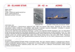 Vrak ELHAWI STAR