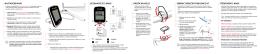 nastavení m450 seznamte se s m450 snímač srdeční frekvence h7