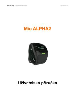 Mio ALPHA2 - EasyApple