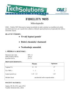 FIDELITY 9055