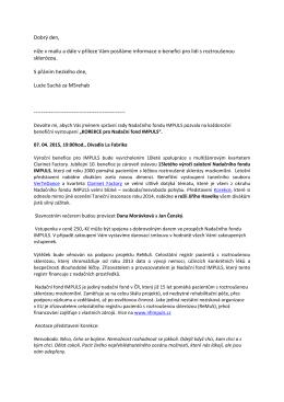 2015-03-27 Korekce pro IMPULS - benefice pro lidi s RS