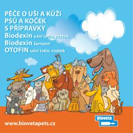 Biodexin - Bioveta