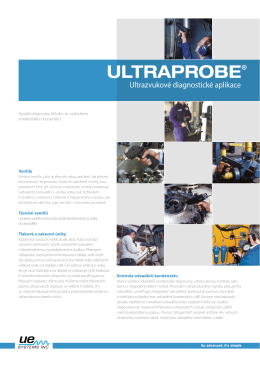 ULTRAPROBE® - UE Systems